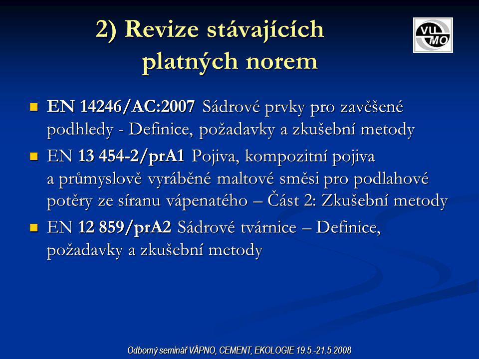 EN 14246/AC:2007 Sádrové prvky pro zavěšené podhledy - Definice, požadavky a zkušební metody EN 14246/AC:2007 Sádrové prvky pro zavěšené podhledy - De
