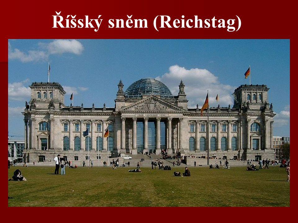 Říšský sněm (Reichstag)