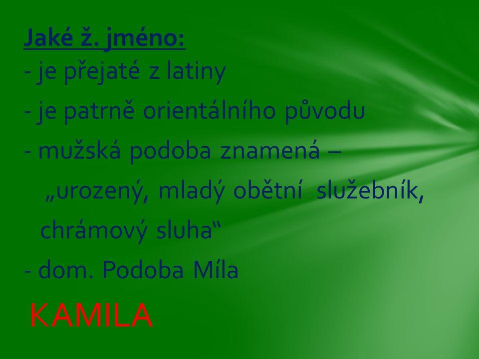 KNAPPOVÁ, Miroslava.Jak se bude vaše dítě jmenovat?.
