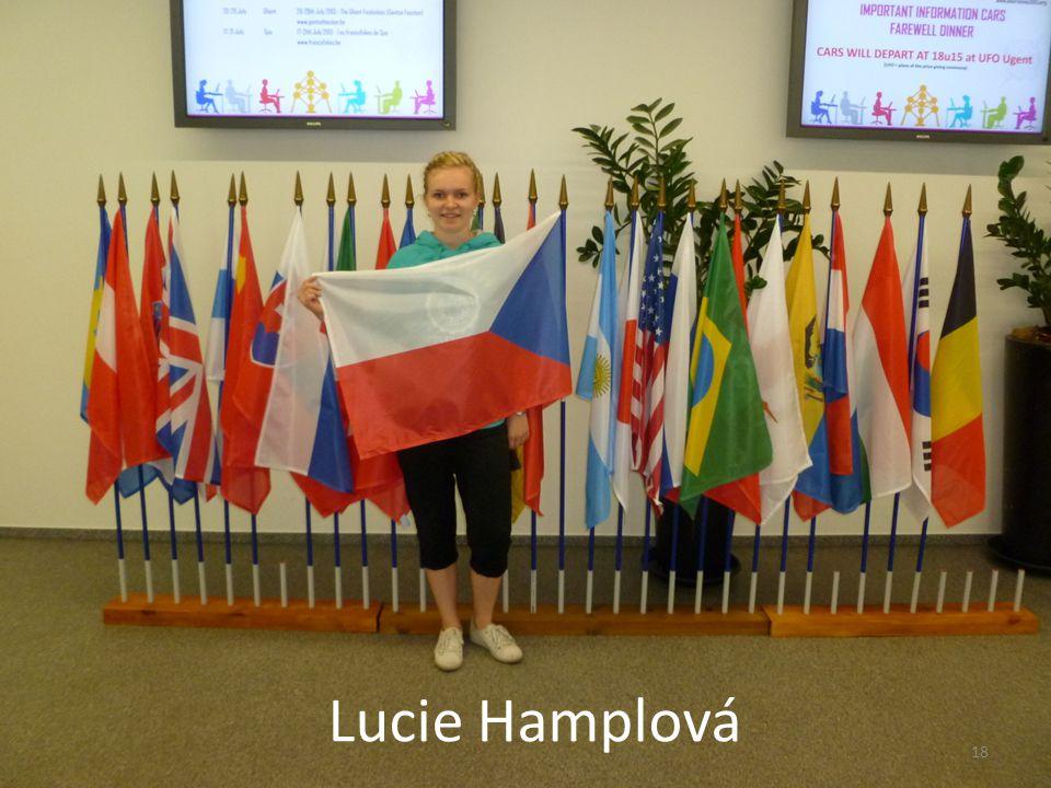 Lucie Hamplová 18
