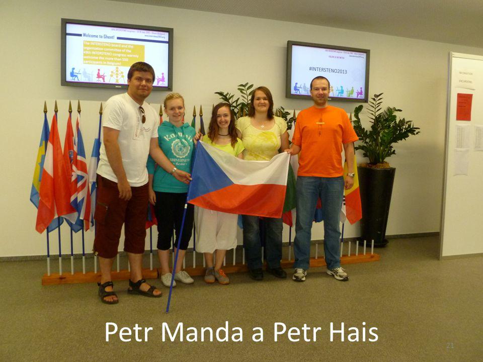 Petr Manda a Petr Hais 21
