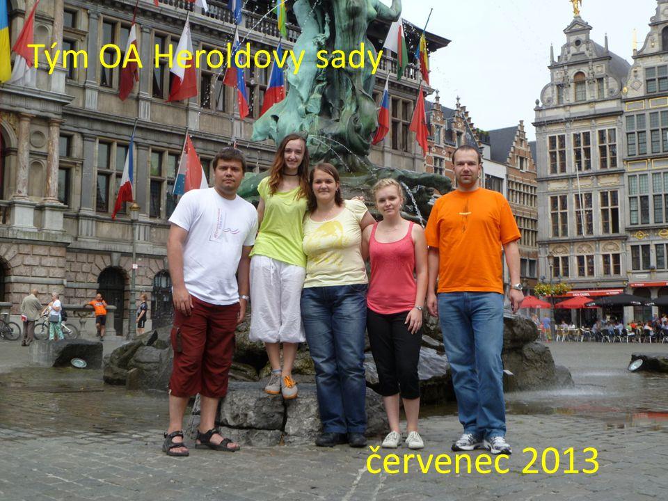 Tým OA Heroldovy sady červenec 2013 37