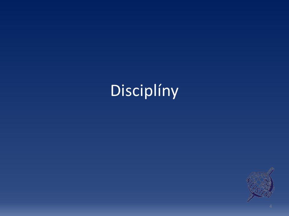 Disciplíny 4
