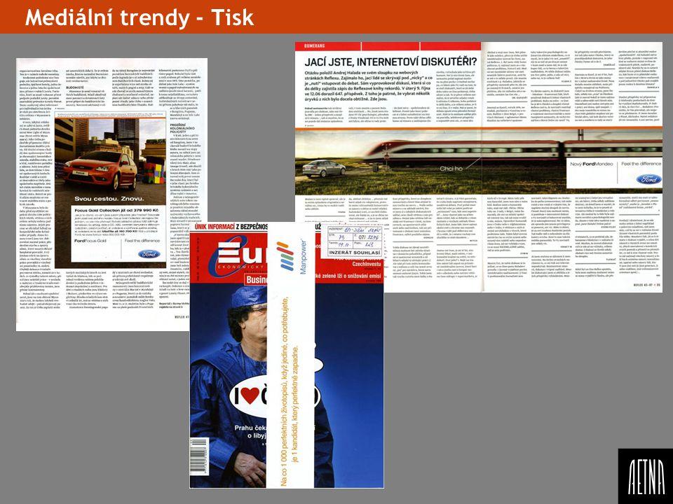 7 Mediální trendy - T isk