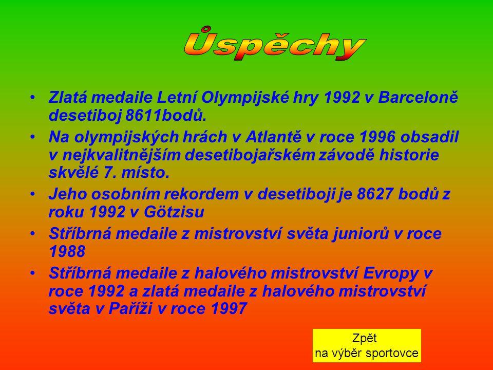Robert Změlík, narozen v Prostějově, je český atletický vícebojař. Jeho osobním rekordem v desetiboji je 8627 bodů z roku 1992 v Götzisu a v halovém s