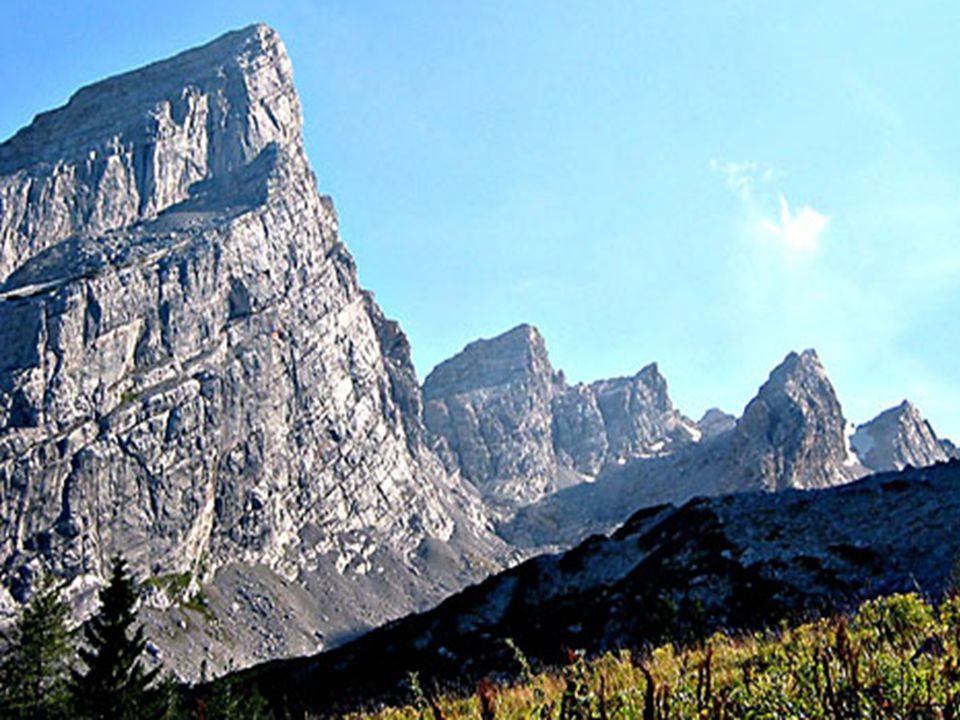 Watzmann (2714 m. n. m.)