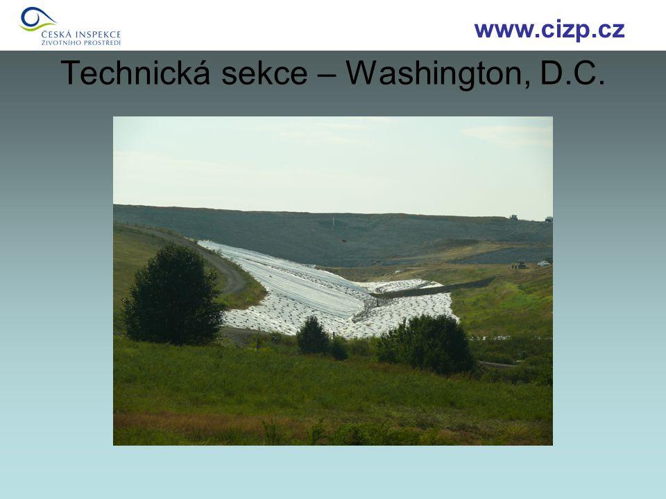 Technická sekce – Washington, D.C. www.cizp.cz