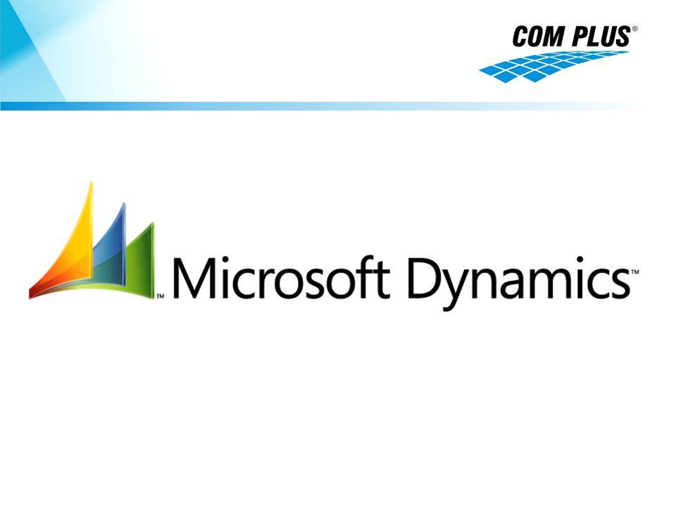 Řešení Microsoft Dynamics Divize Microsoft zaměřená na podniková řešení 22 let zkušeností (následník Great Plains, Damgaard, Navision) 260 tis.
