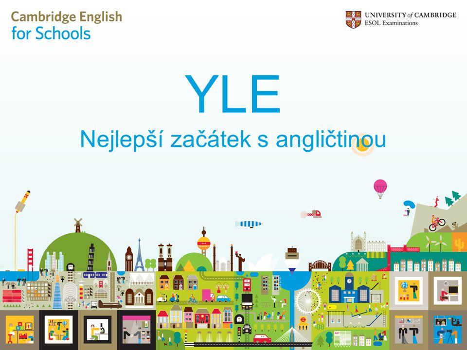 YLE Nejlepší začátek s angličtinou