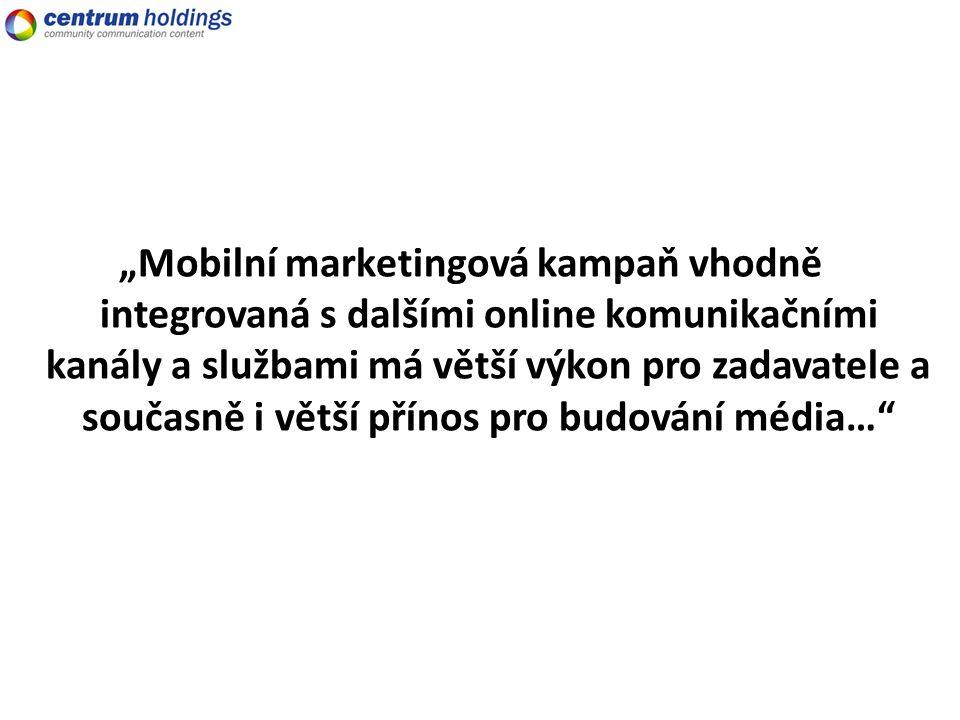 1 /3 Bannery (1,3 mio imp) Mobil bannery AVG CTR:0,25% MAX CTR – TV Programy: 3,17% Aktuálně – Kultura:0,40% Ostatní mobilní služby:0,1-0,2% # Počet uživatelů speciálu Bond:cca 5000 # (za měsíc) PV Počet PV speciálu Bond:cca 120 tisíc (za měsíc)