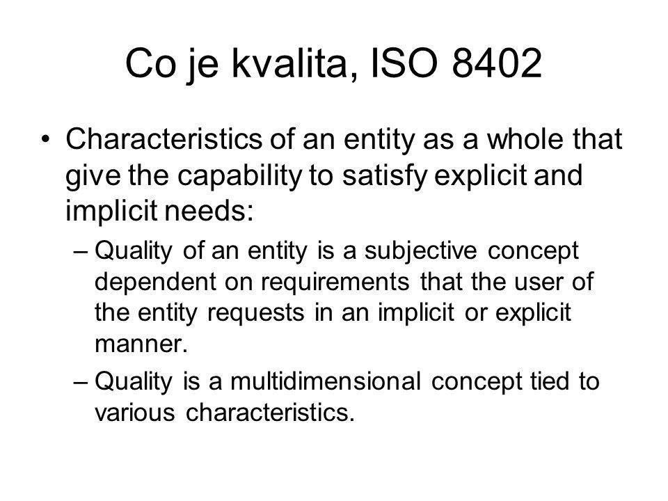 Kvalita dat, hlavně v e-governmentu