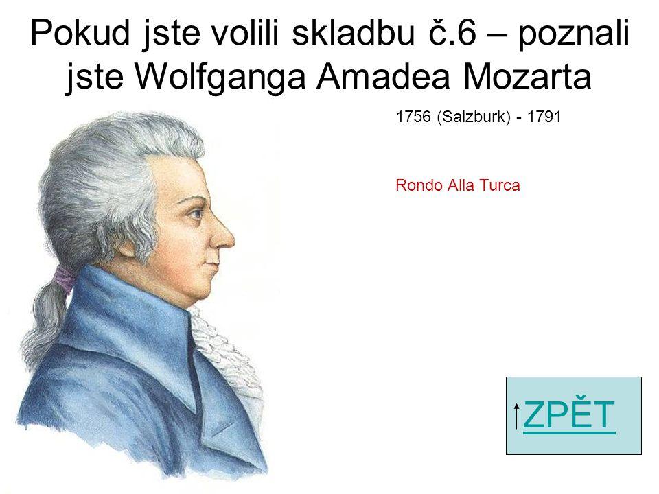 Pokud jste volili skladbu č.4 – poznali jste Ference Liszta ZPĚT Gnomenreigen 1811 (Raidink) - 1886