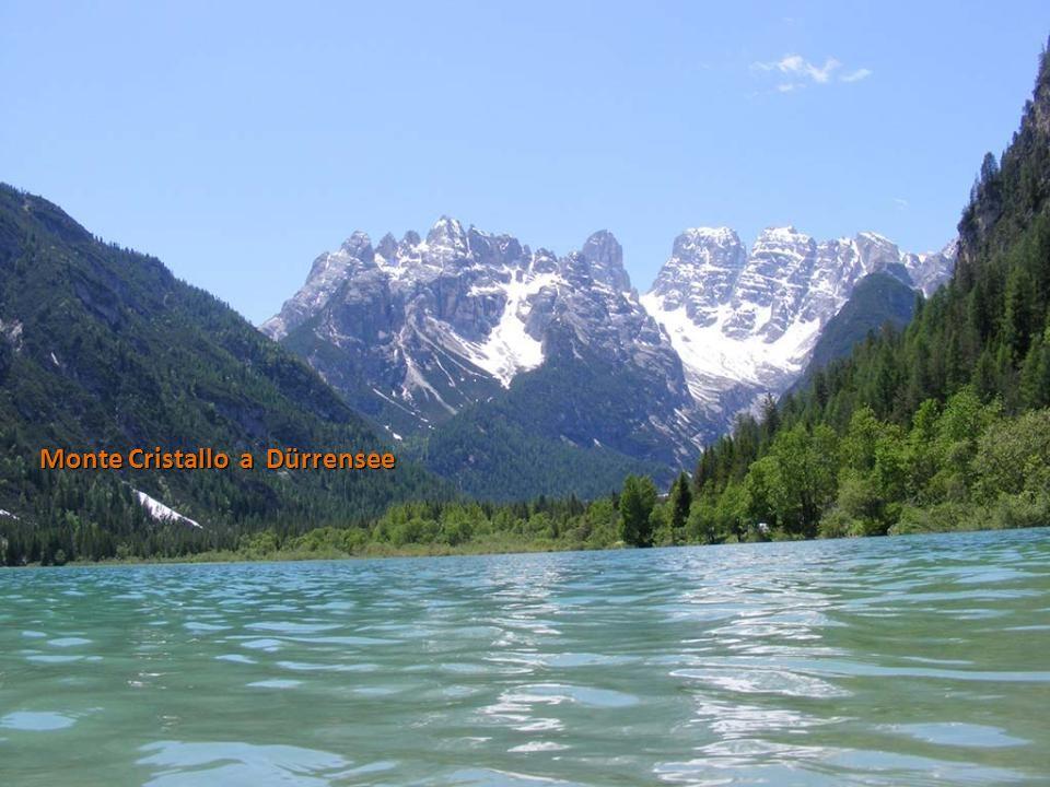 Tofano 3244m- třetí nejvyšší vrchol Dolomit