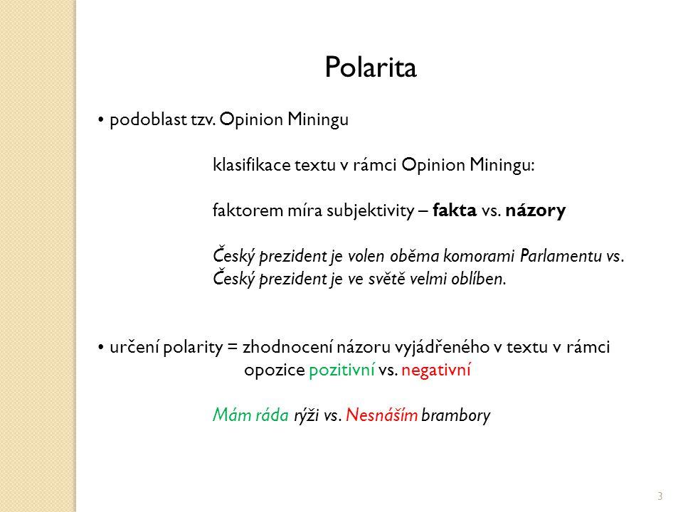 Polarita podoblast tzv.