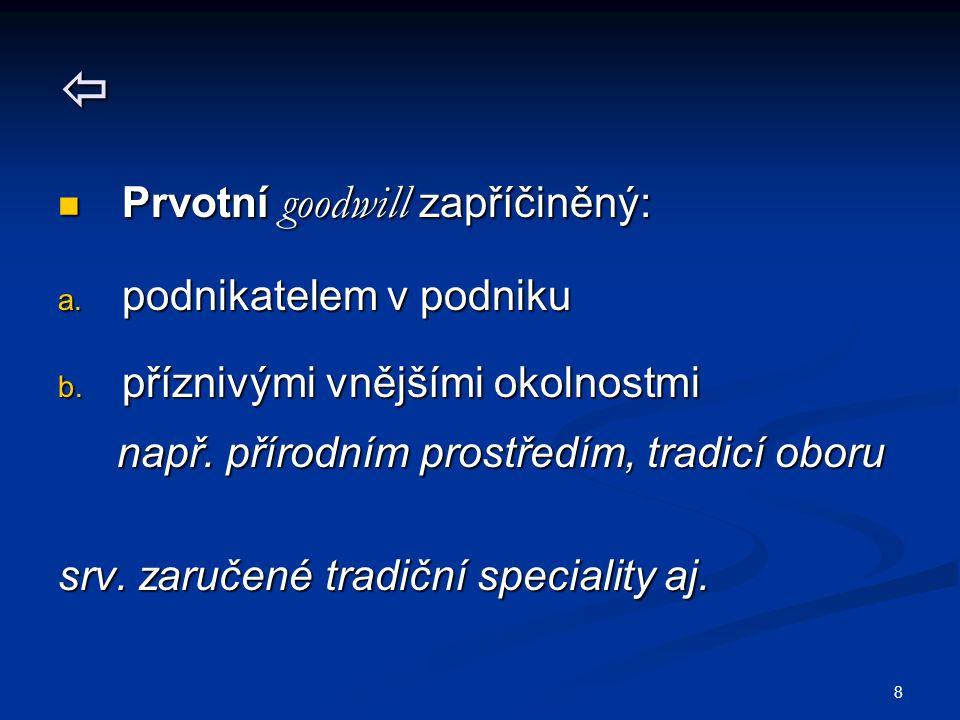  6.Zvláštní právo pořizovatele databáze: i. osobní potřeba ii.