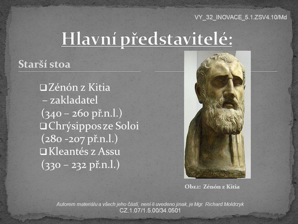 Obr.8: Filón Alexandrijský VY_32_INOVACE_5.1.ZSV4.10/Md Autorem materiálu a všech jeho částí, není-li uvedeno jinak, je Mgr.