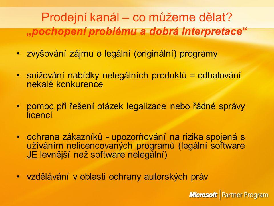 MYSTERY SHOPPING Projekt Mystery Shopping Hlavní cíle Výsledky Případy www.microsoft/cze/partner/