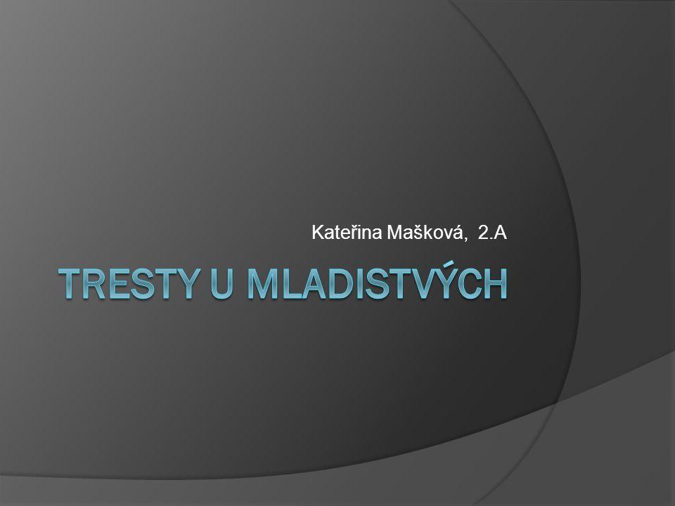 Kateřina Mašková, 2.A