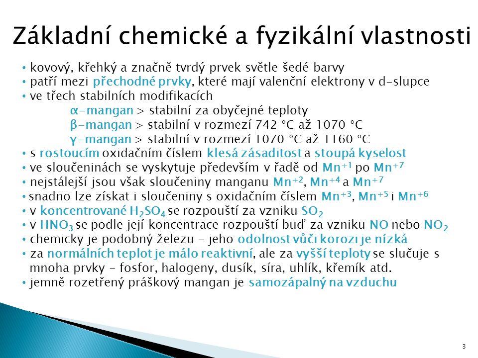 Základní chemické a fyzikální vlastnosti kovový, křehký a značně tvrdý prvek světle šedé barvy patří mezi přechodné prvky, které mají valenční elektro