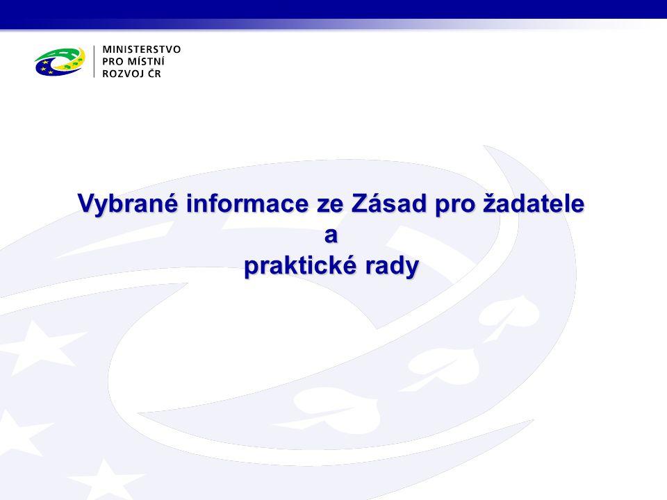 http://www.mmr.cz/Cestovni-ruch/Programy-Dotace kontaktním místem je odbor cestovního ruchu, pracoviště Na Příkopě 3 kontaktní osoby: Ing.