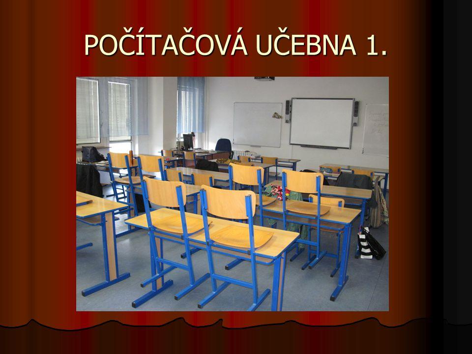 POČÍTAČOVÁ UČEBNA 2.