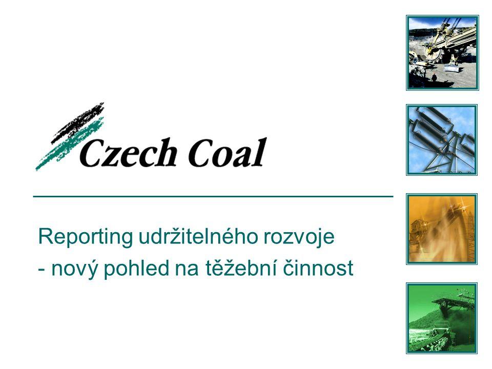 Reporting udržitelného rozvoje - nový pohled na těžební činnost