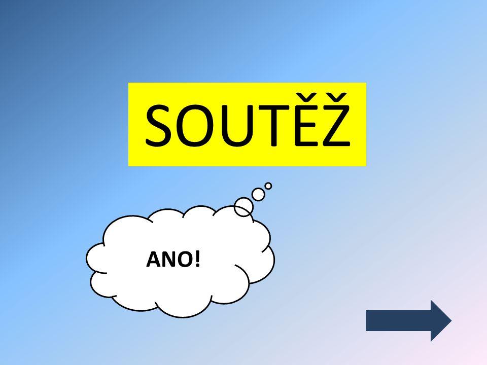 SOUTĚŠ NE! SOUTĚŽE