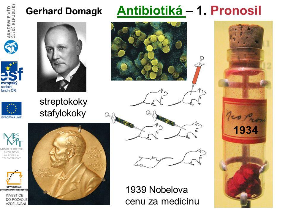 Antibiotiká – 1.