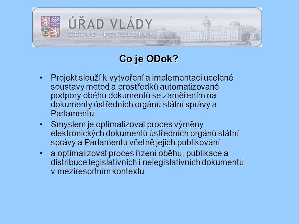 Co je ODok.