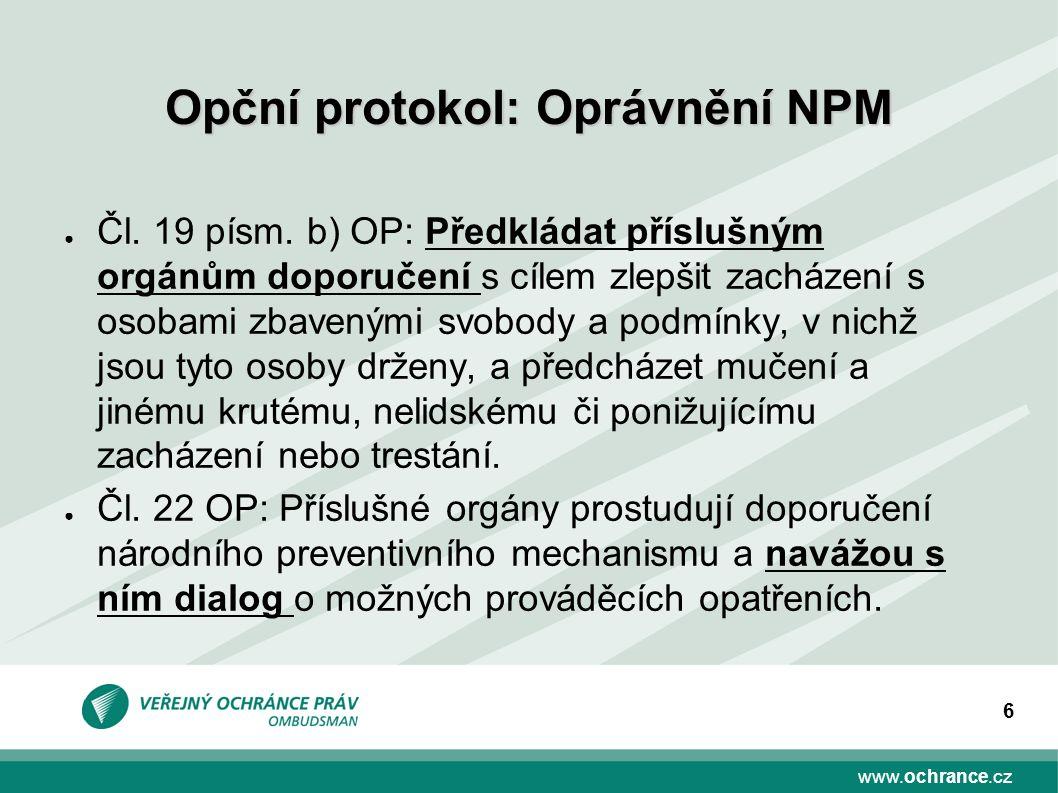 www.ochrance.cz 6 ● Čl. 19 písm.