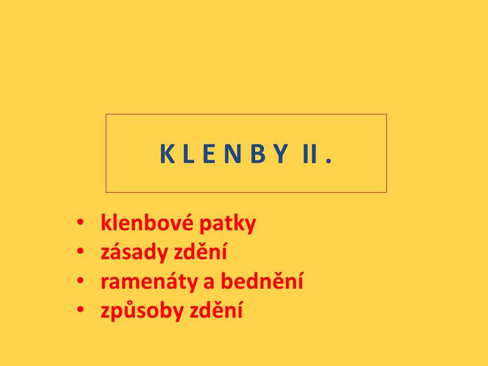 Použité zdroje Seznam použité literatury: TIBITANZL, Otomar.