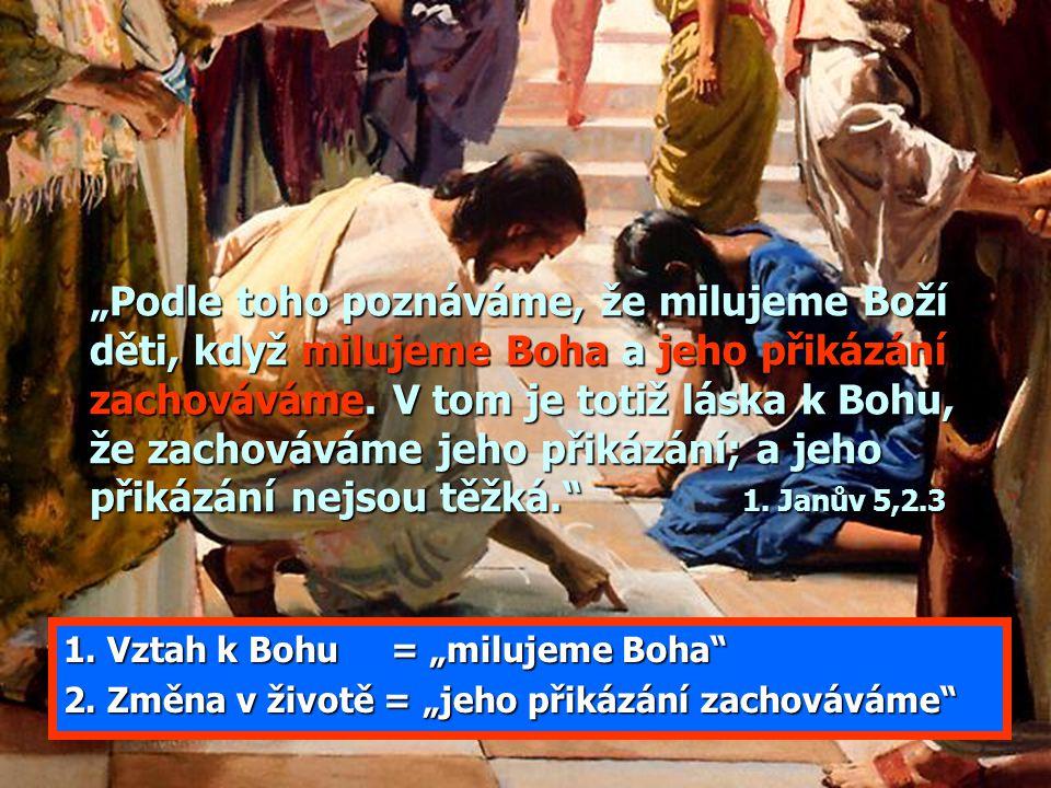 """"""" … Kristus… zanechal vám příklad, abyste šli v jeho šlépějích."""" 1.Petr 2,6 Věř tomu - čemu věřil Ježíš! Žij tak, jak žil Ježíš."""