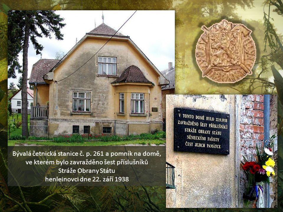 Bývalá četnická stanice č.p.
