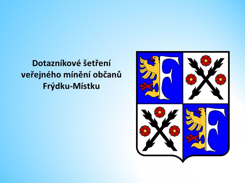 Dotazníkové šetření veřejného mínění občanů Frýdku-Místku