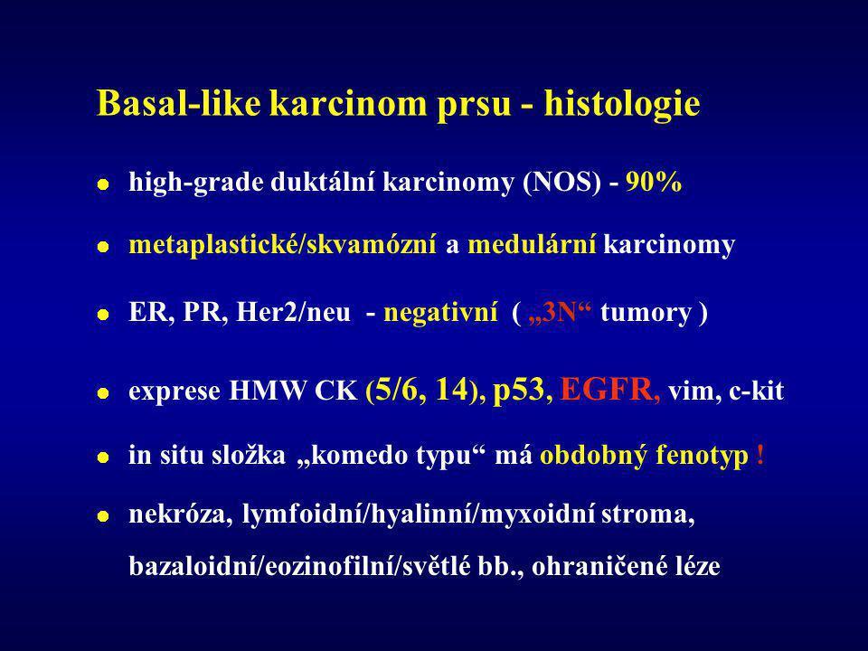 """Raritní projev paradoxní """"sekreční aktivity Světlobuněčná přeměna nádorových bb. není vzácností"""