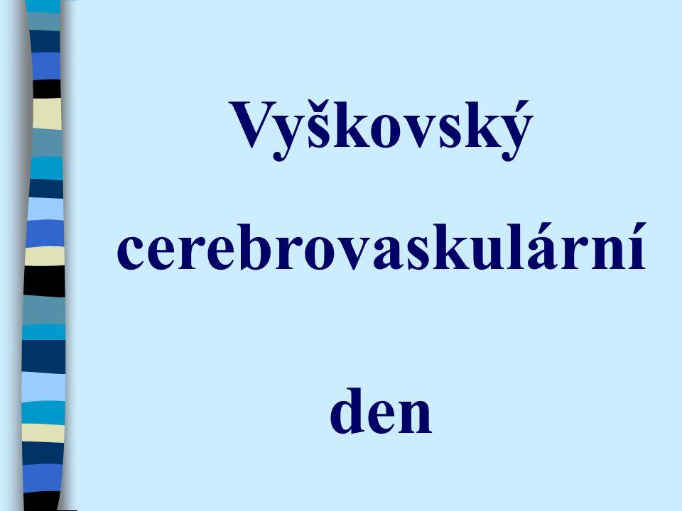 Vyškovský cerebrovaskulární den