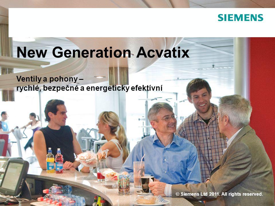 2 New Generation Acvatix Co je New Generation Acvatix /NGA/ .