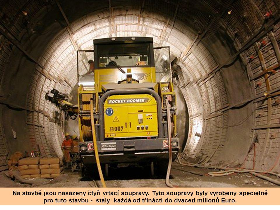 Základní tunel Gotthard (VOP) je nový železniční tunel ve švýcarských Alpách, Měl by být otevřen v roce 2013, celá soustava včetně dalších tunelů v ro
