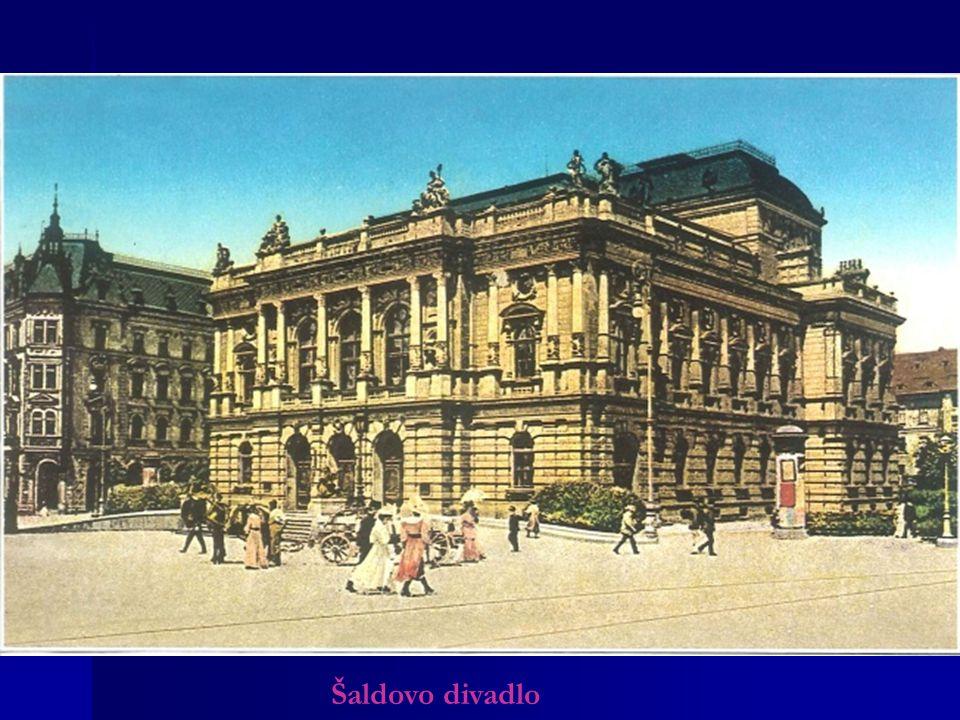 Šaldovo divadlo