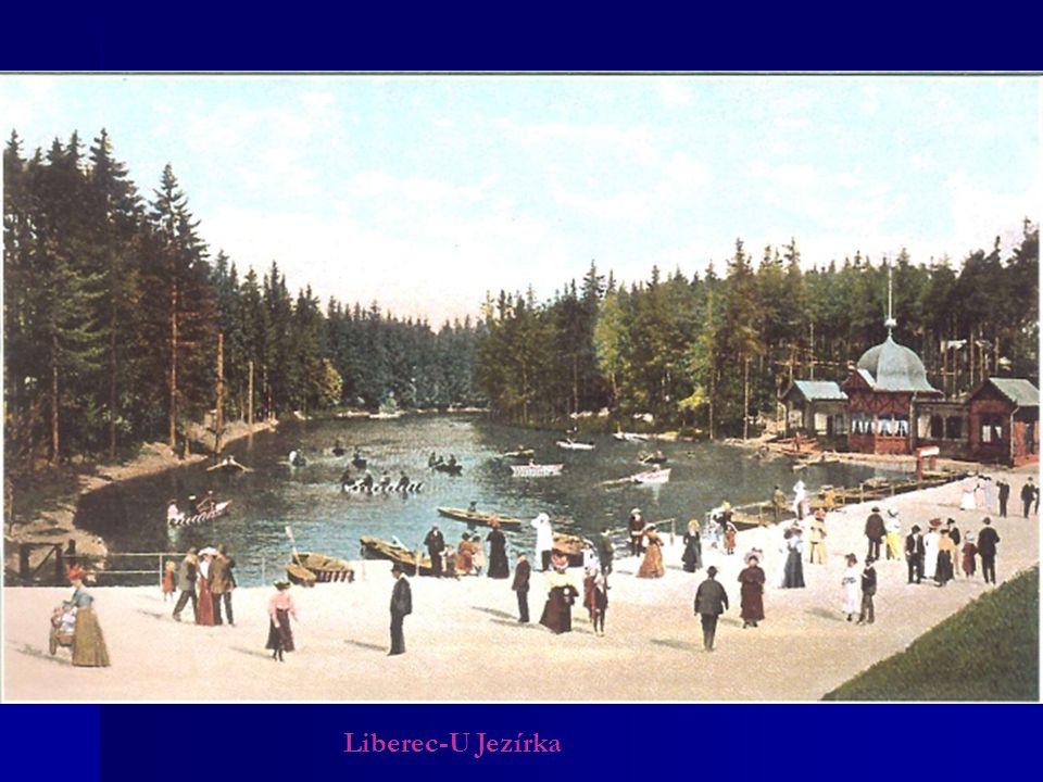 Liberec-U Jezírka