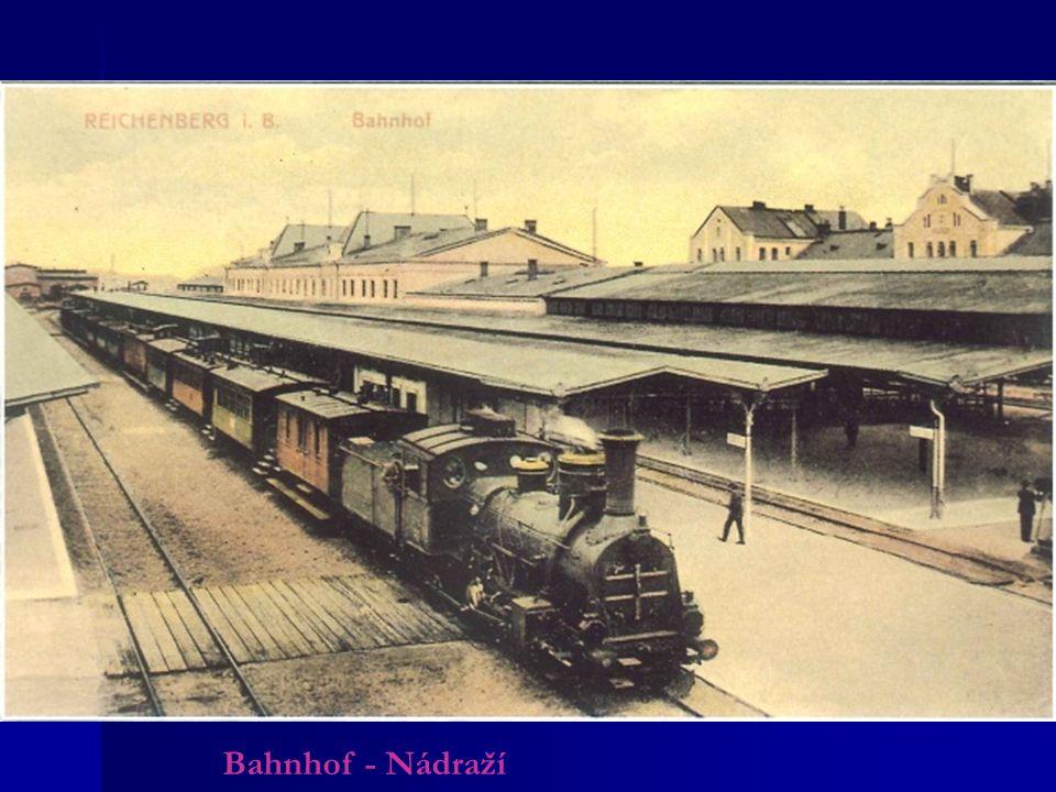 Bahnhof - Nádraží