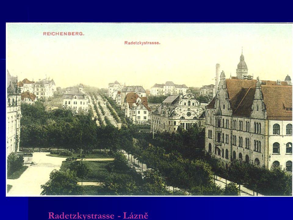 Radetzkystrasse - Lázně