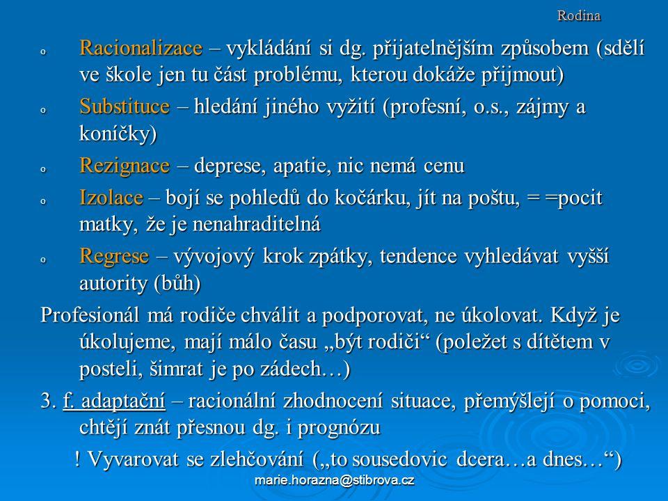 marie.horazna@stibrova.czRodina o Racionalizace – vykládání si dg.