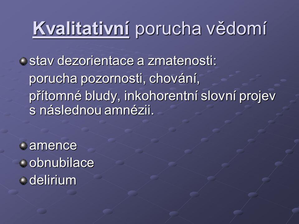 Kraniocerebrální poranění Dopravní nehody (ve vysp.