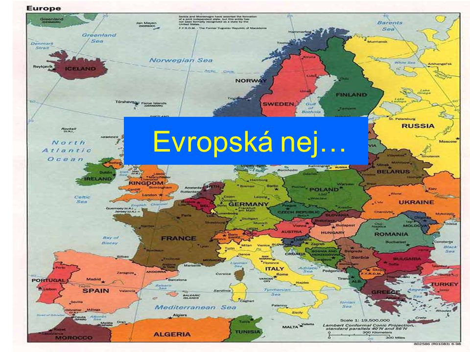 Evropská nej…