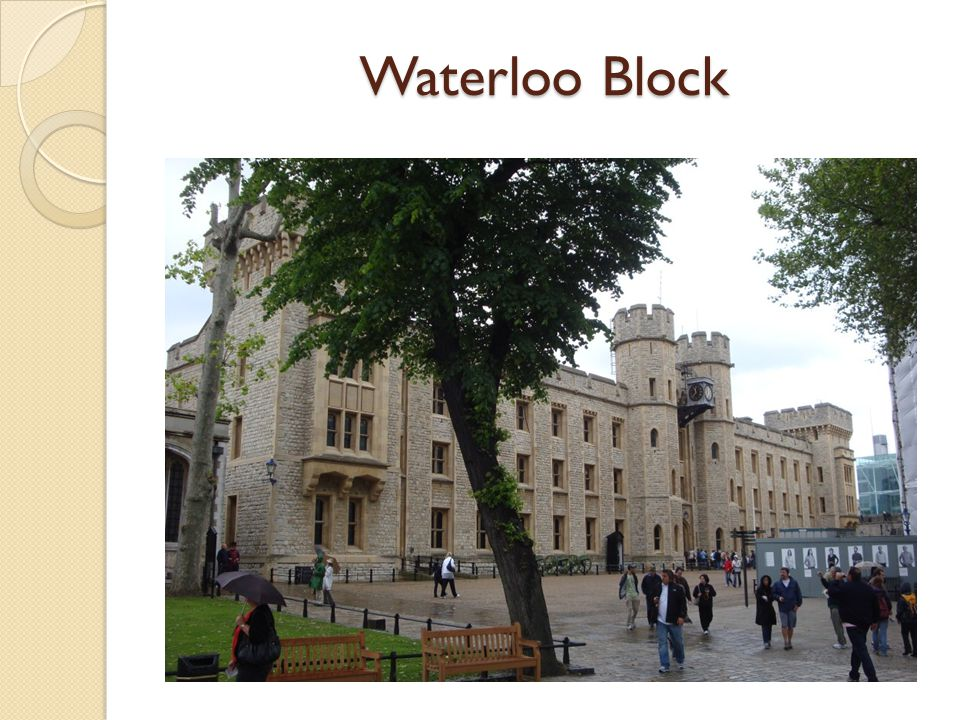 Waterloo Block