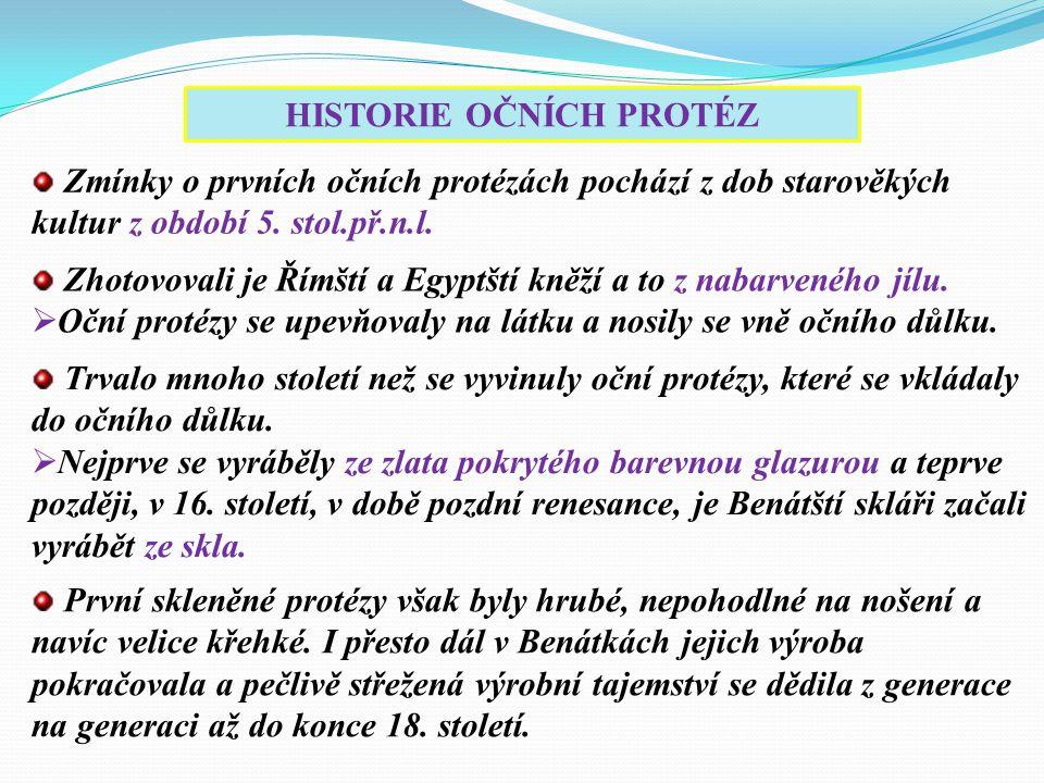 První doložené náhrady částí dolních končetin z období asi 950 - 710 let př.n.l.