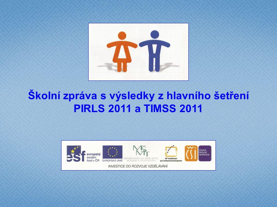 Žáci 5.A pozorně naslouchají pokynům komisaře ČŠI před šetřením PIRLS 2011.