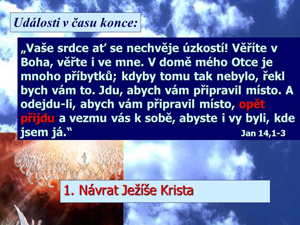 Zapomenutý jedenáctý scénář! Druhý příchod Ježíše Krista - naděje lidstva!