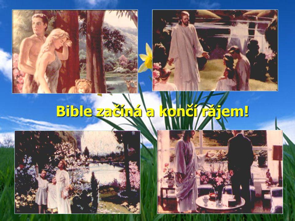 """""""Podle jeho slibu čekáme nové nebe a novou zemi, ve kterých přebývá spravedlnost."""" 2.Petrova 3,13 """"Ten, který seděl na trůnu, řekl: 'Hle, všecko tvoří"""